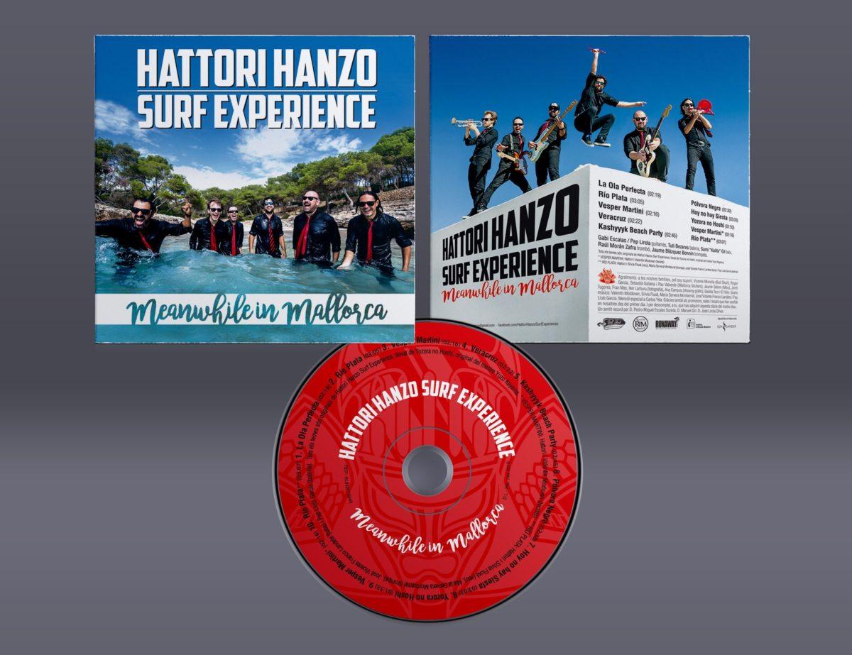 Hattori Hattori Hanzo Surf Experience